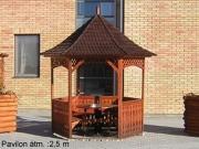 25 Pavilon, fa zsindellyel, átm. 2,5 .jpg
